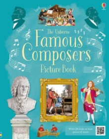 Famous Composers Picture Book, Hardback Book