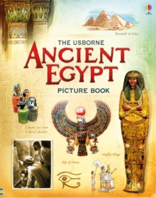 Ancient Egypt Picture Book, Hardback Book