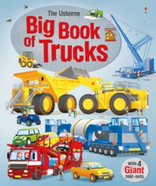 Big Book of Trucks, Board book Book