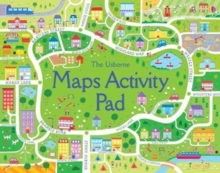 Maps Activity Pad, Paperback / softback Book