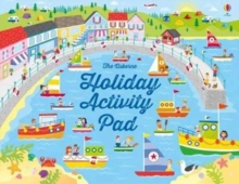 Holiday Activity Pad, Paperback Book