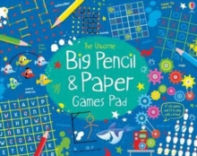 Big Pencil and Paper Games Pad, Paperback / softback Book