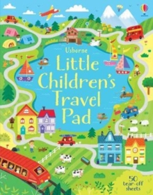 Little Children's Travel Pad, Paperback Book