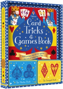 Card Tricks and Games, Undefined Book