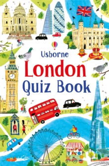 London Quiz Book, Paperback Book