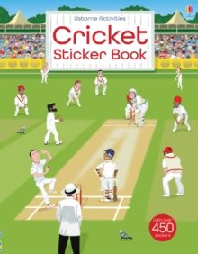 Cricket Sticker Book, Paperback / softback Book