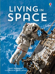 Living in Space, Hardback Book