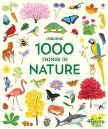 1000 Things in Nature, Hardback Book