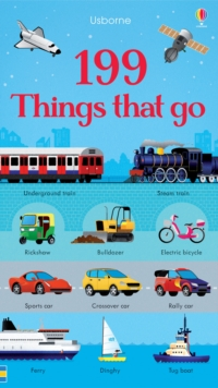199 Things That Go, Board book Book