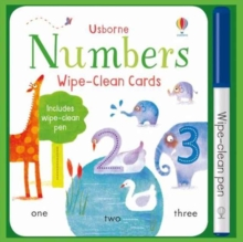 Wipe-Clean Number Cards, Undefined Book