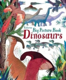 Big Picture Book of Dinosaurs, Hardback Book