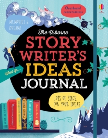 Story Writer's Ideas Journal, Hardback Book