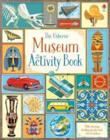 Museum Activity Book, Paperback Book
