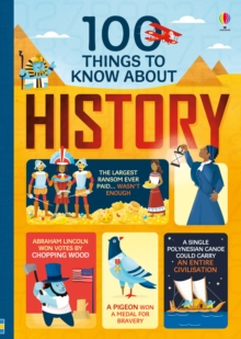 100 things to know about History, Hardback Book