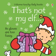 That's Not My Elf, Board book Book