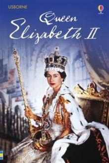 Young Reading Queen Elizabeth II, Hardback Book