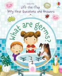 What are Germs?, Board book Book