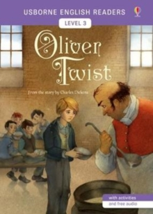 Usborne English Readers Level 3: Oliver Twist, Paperback Book