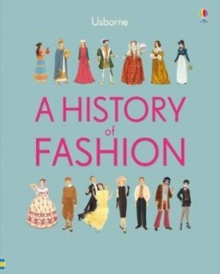 A History of Fashion, Hardback Book