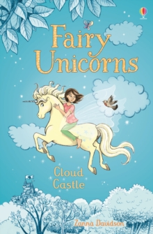 Fairy Unicorns 2 - Cloud Castle, Hardback Book