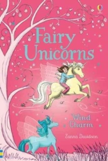 Fairy Unicorns 3 - Wind Charm, Hardback Book