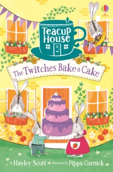 The Twitches Bake a Cake, Paperback Book
