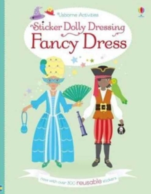 Sticker Dolly Dressing Fancy Dress, Paperback Book