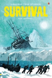 True Stories of Survival, Hardback Book