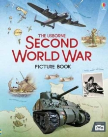 Second World War Picture Book, Hardback Book