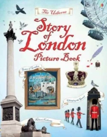 Story of London Picture Book, Hardback Book