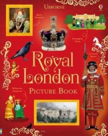 Royal London Picture Book, Hardback Book