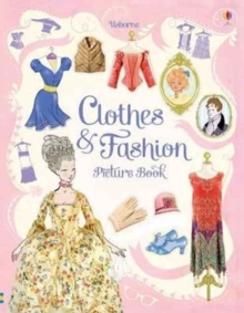 Clothes and Fashion Picture Book [Library Edition], Hardback Book