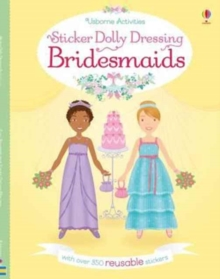 Sticker Dolly Dressing Bridesmaids, Paperback Book