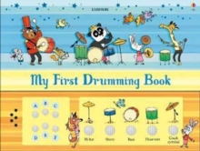 My First Drumming Book, Hardback Book