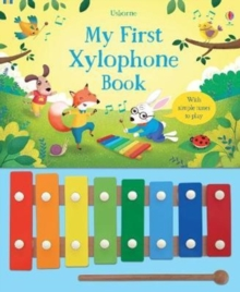 My First Xylophone Book, Spiral bound Book