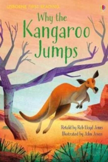 Why the Kangaroo Jumps, Hardback Book