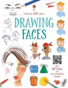 Drawing Faces, Paperback Book