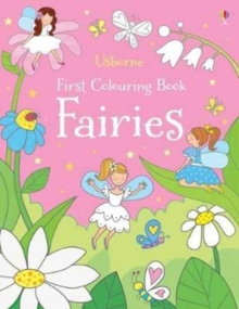 First Colouring Book Fairies, Paperback Book