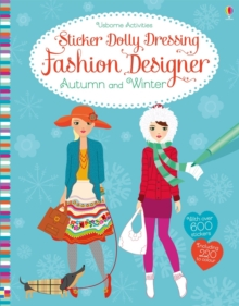 Sticker Dolly Dressing Fashion Designer Autumn and Winter Collection, Paperback Book