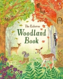 The Woodland Book, Hardback Book