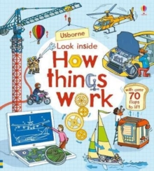 Look Inside How things Work, Board book Book