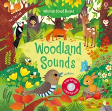 Woodland Sounds, Board book Book