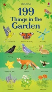 199 Things in the Garden, Board book Book