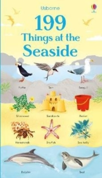 199 Things at the Seaside, Board book Book