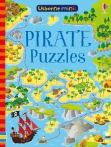 Pirate Puzzles, Paperback / softback Book