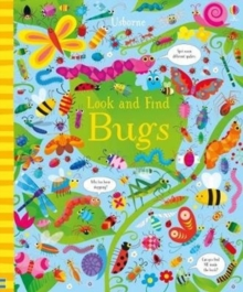 Look and Find Bugs, Hardback Book