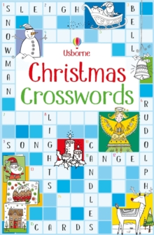 Christmas Crosswords, Paperback Book