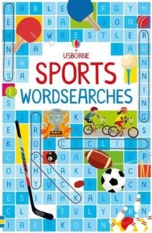 Sports Wordsearches, Paperback Book