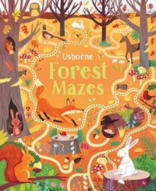 Forest Mazes, Paperback / softback Book