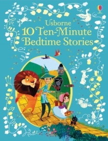 10 Ten-Minute Bedtime Stories, Hardback Book
